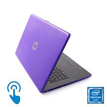 "HP 17"" HD Touch Intel Pentium 4GB RAM/1TB HDD Laptop"