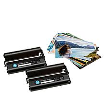 HP Sprocket Studio 80-Count Photo Paper and 2-Count Ink Cartridges