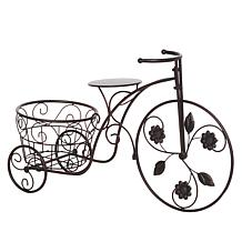 Improvements Bike Stand Planter
