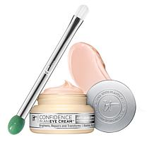 IT Cosmetics Confidence in an Eye Cream with Luxe Tool