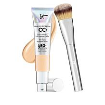IT Cosmetics Full Coverage SPF 50 CC Cream with Plush Brush