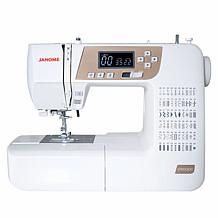 Janome 3160QDC-T Sewing Machine with Quilting Kit