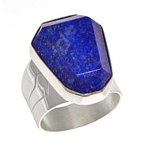 Jay King Lapis Sterling Silver Ring