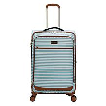 Jessica Simpson Nantucket Softside Luggage - Aqua
