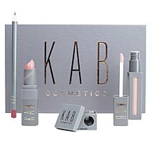 KAB Cosmetics Set of Four Lip Set