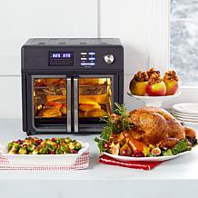 Kalorik Maxx 10-in-1 26-Quart Air Fryer Oven with 9 Accessories