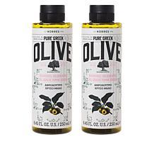Korres Pure Greek Olive Oil Shower Gel Duos