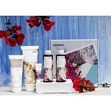 Korres 5-piece Gardenia Collection Auto-Ship®