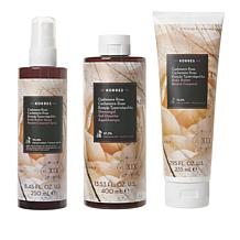 Korres Smoothing and Anti-Aging 3-piece Collection