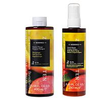 Korres Guava Mango Body Butter Spray  & Shower Gel