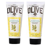 Korres Olive Oil Body Cream Duo
