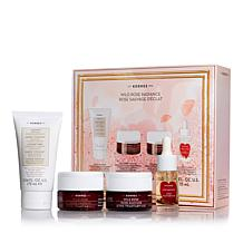 Korres Wild Rose 4-piece Radiance Collection