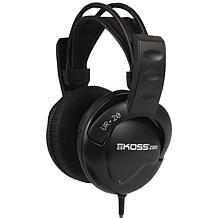 Koss UR20 Full-Size Over-Ear Wired Headphones