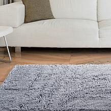 Lavish Home High-Pile Shag Rug Carpet