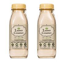 Leaner Creamer Powdered Coffee Creamer 2-pack
