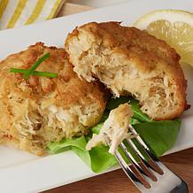 Legal Sea Foods 3 oz. Crab Cakes with Lump Crab Meat