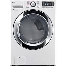 LG 7.4 cu.ft. Ultra-Large Capacity Electric Steam Dryer