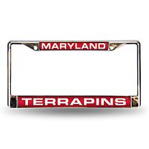 License Plate Frame - University of Maryland
