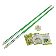 Lickety Split Light Bulb Changer Bundle with Topper/Pole
