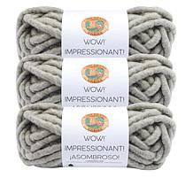 Lion Brand® Wow Acrylic Blend Yarn 3-pack