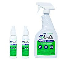 LivePure Magic Clean Multi-Surface Cleaner 3-pack