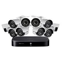 Lorex HD 16-Channel Security System w/2TB DVR & 10 HD Cameras