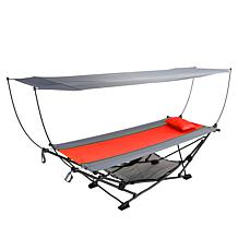 Mac Sports Foldable Hammock with Storage Bag