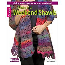 """Make In A Weekend Shawls"" Book"