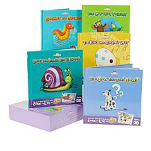 Mardles Set of 5 Interactive Story Books with Free App