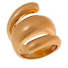 MarlaWynne Rustic Spiral Ring