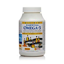 Maximum Essential Omega-3 - No Fishy Taste - Mint
