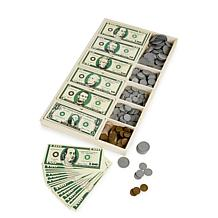 Melissa & Doug Play Money Set