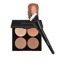 Mented 2-piece Highlighter with Angled Brush Set