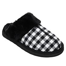 Minnetonka Chesney Women's Plaid Mule Slipper