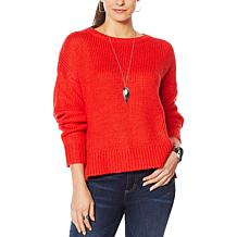 Motto Vibrant Sweater