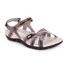 MUK LUKS Ophelia Adjustable Sandal