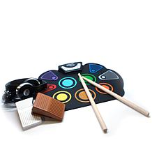 MukikiM Rock and Roll it Play-by-Color Drum Kit