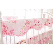 My Baby Sam Rosebud Lane Crib Rail Cover