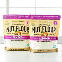 Nature's Eats (2) 16 oz. Bags of Almond+ Flour