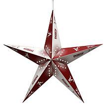 NCAA Alabama Crimson Tide Star Lantern