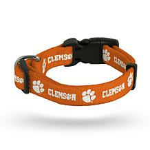 NCAA Sparo Pet Collar - Small - Clemson