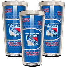 NHL Acrylic 3oz. Shot Glass Set