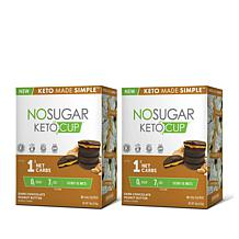 No Sugar Keto 60-count Keto Cups