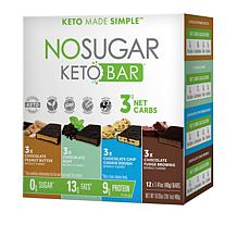 No Sugar Keto Bars