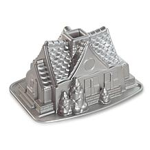 Nordic Ware Gingerbread House Pan