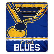 Northwest Company Officially Licensed NHL Fade Away Fleece - Blues