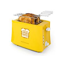 Nostalgia Grilled Cheese Sandwich Toaster