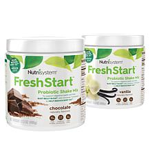 Nutrisystem 28 Days of Chocolate and Vanilla Fresh Start Shakes