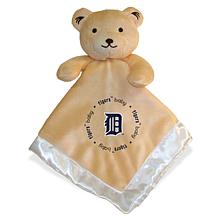 """Officially Licensed MLB 14"""" Snuggle-Bear Blanket - Detroit Tigers"""