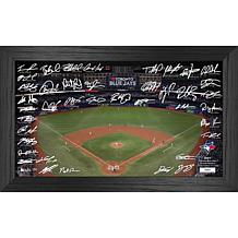 Officially Licensed MLB 2021 Signature Field Photo Frame - Toronto